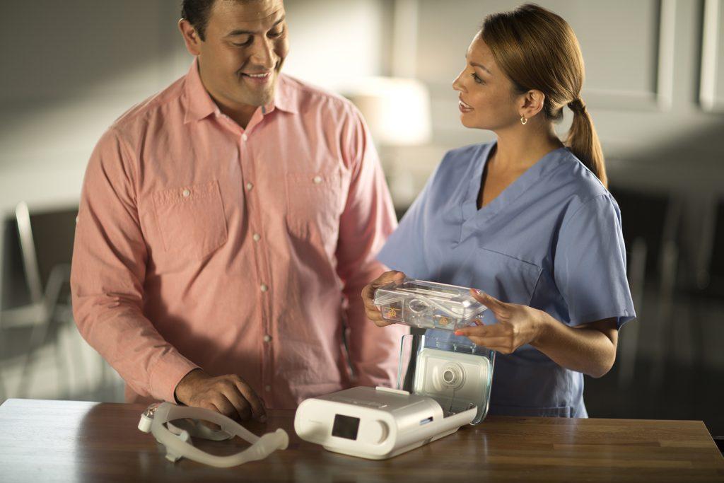 Adaptação de CPAP - Regenerati