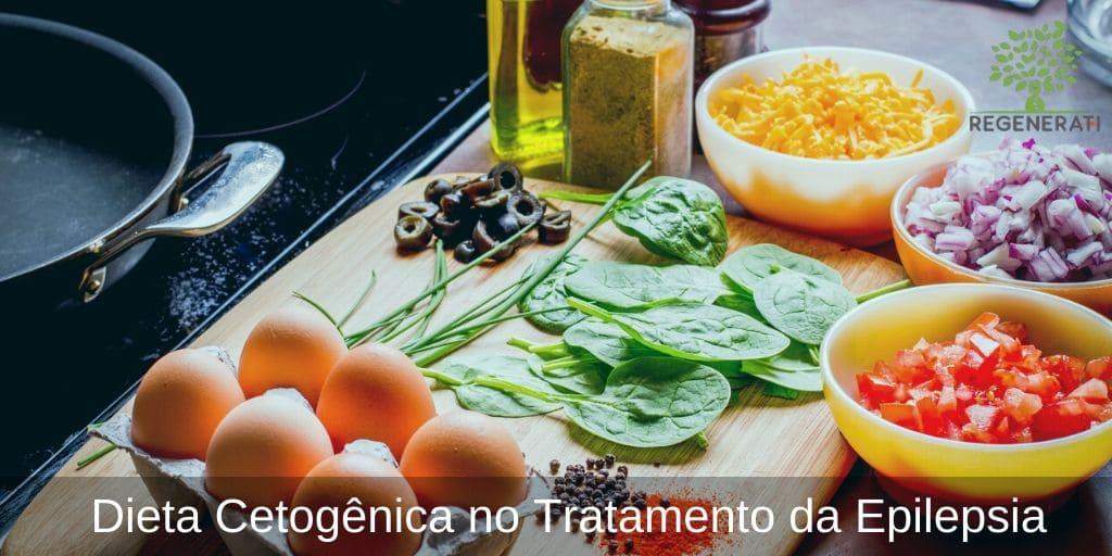Dieta Cetogênica no Tratamento da Epilepsia