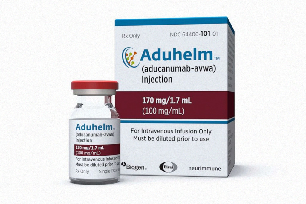 Novo Medicamento Para Tratamento de Alzheimer - Aducanumab Aduhelm