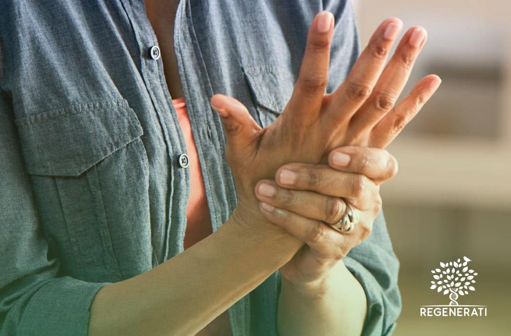 Dores nas Mãos