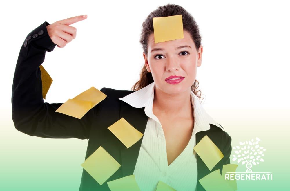 Causa Queda no Rendimento e na Memória de Executivos